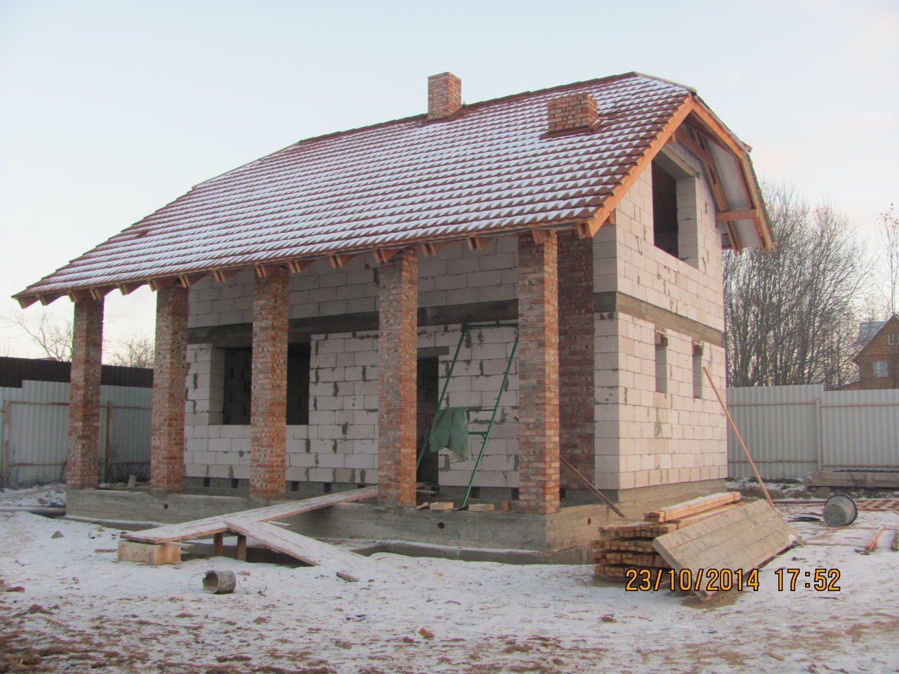 Стоимость бани из блоков